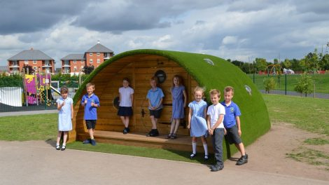 A School Playground Will Be Transformed With a WinnA School Playground Will Be Transformed With a Winning Lottery Biding Lottery Bid