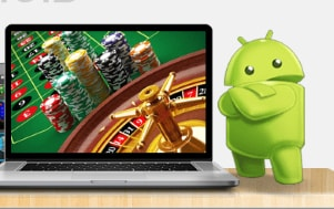 You can test the demo android casino.