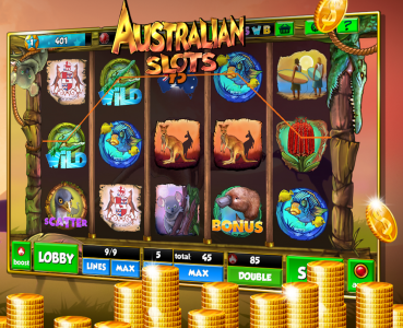 can you play slots with australian dollars