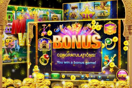 best casino slots bonus