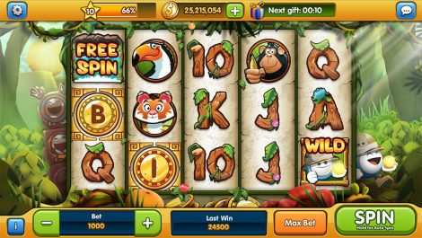 best casino slots jungle
