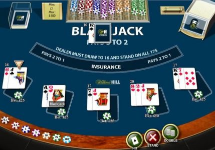 best casino for online blackjack