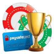 are there internet casinos that accept Paysafecard