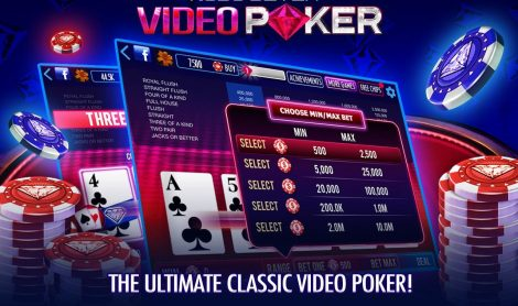 Video poker locations