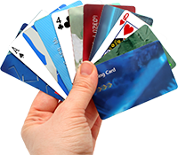 how to make a bet at credit cards casino sites