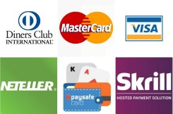 Can I make a deposit at Bet-at-home with my MasterCard?