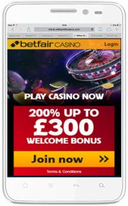 why to use the software of betfair on your mobile