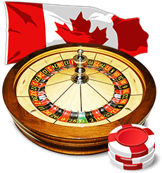 which are the best slots and roulette games at canada
