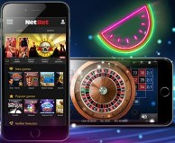 The mobile version of NetBet casino runs very smoothly!