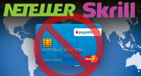 Skrill And Neteller Forbid the Use of Prepaid Mastercards
