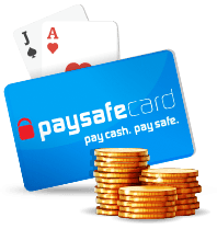 are there fees for using paysafecard to play casino games