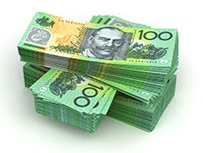 what are the methods of depositing in australia