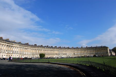 Royal Crescent Project Funded by Heritage Lottery