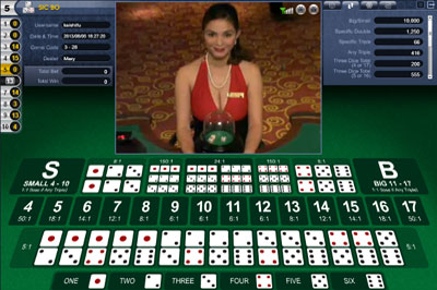 sic bo casinos live