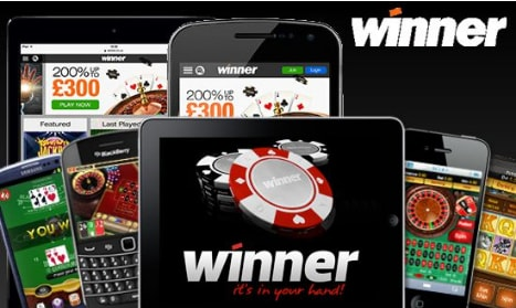 Does Winner casino have an app?